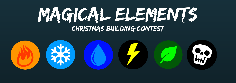 the magical elements building contest winners cubic castles forums