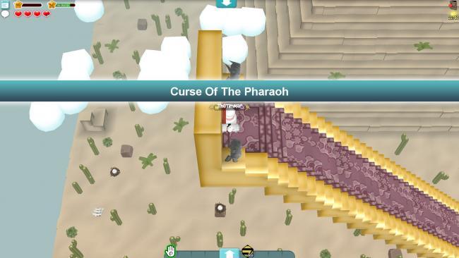 Curse Of Pharaih