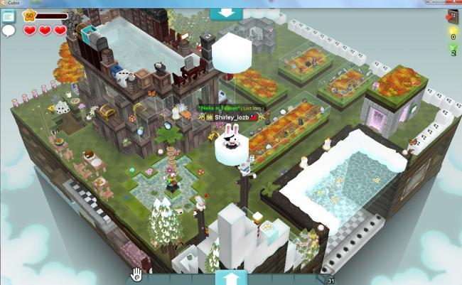 Shirley_lozb's Shop-Cubic Castle Player Shop