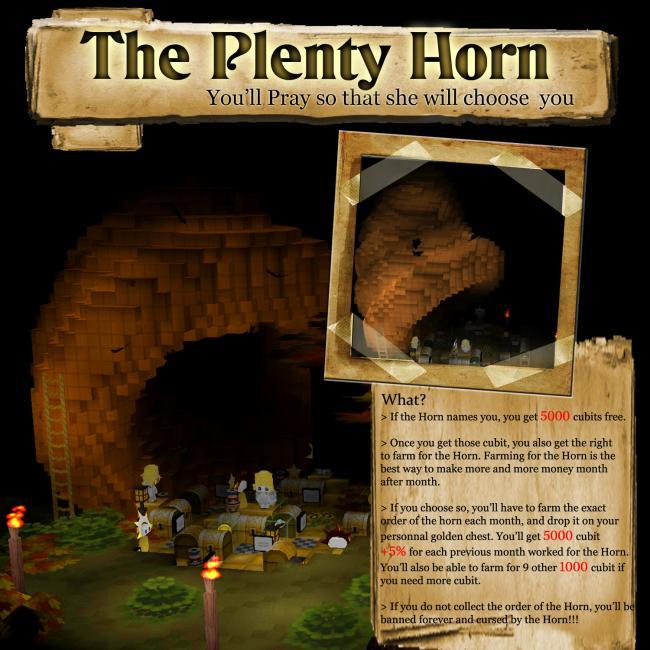 The Plenty Horn