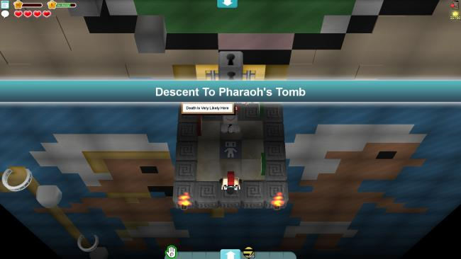 Descent To Pharaoh's Tomb